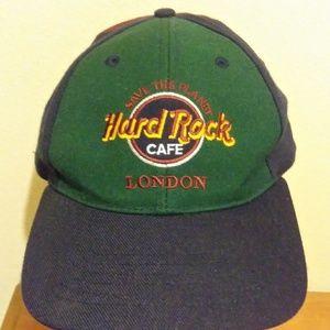 Hard Rock Cafe London Cap Snapback Adjustable